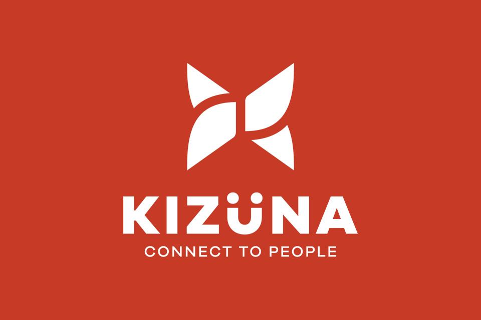KIZUNAロゴ